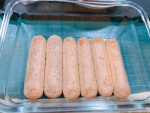 提拉米蘇手指餅乾