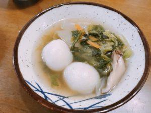 在日本自己做台式鹹湯圓
