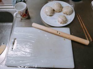 台灣風蔥油餅蛋餅作法