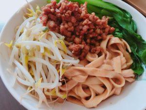香濃麻醬麵