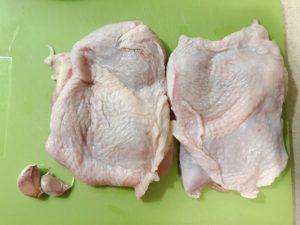 氣炸雞腿肉雞塊