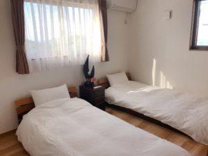 沖繩公寓式旅館臥室