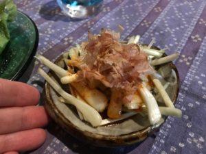 沖繩島蕗蕎