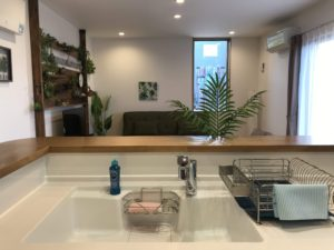 沖繩公寓式旅館廚房