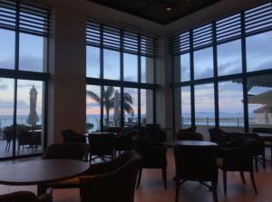酒店的咖啡廳