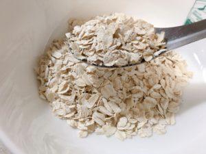 即沖即食的大燕麥片