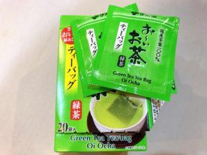 伊藤園綠茶包