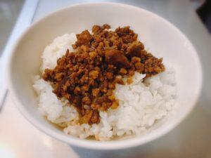 經典台灣小吃-肉燥飯(魯肉飯/滷肉飯)