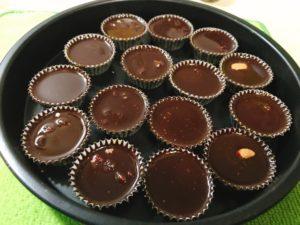 吃不胖巧克力作法