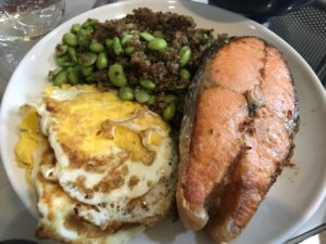 蛋白質大餐