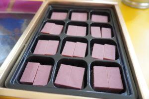 可可果生巧克力