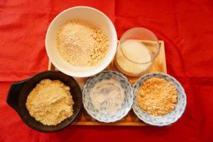 香脆燕麥餅乾材料