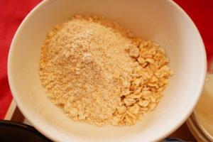 即溶燕麥片+粉