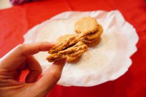香脆燕麥餅乾