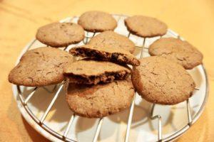 酥脆巧克力餅乾