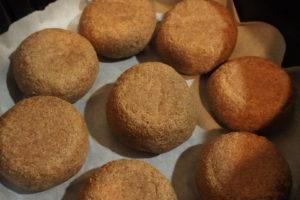 氣炸減醣麵包