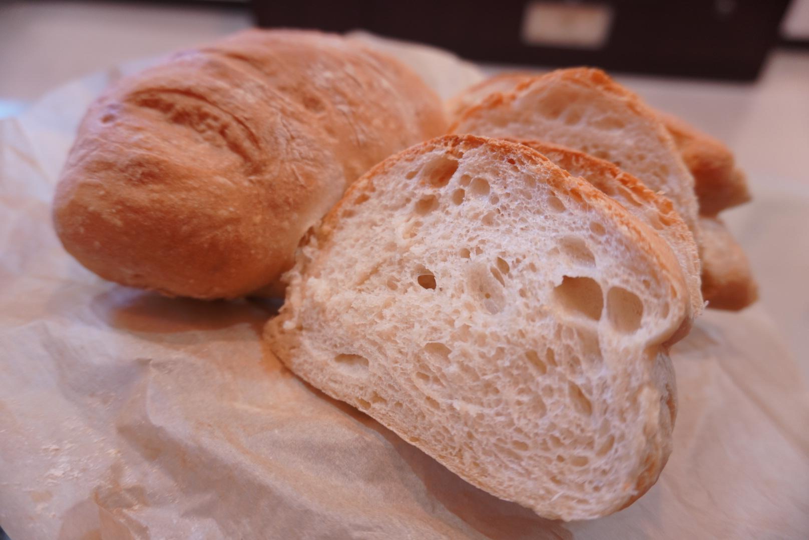免揉歐式麵包