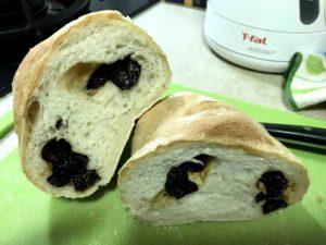 免揉葡萄歐式麵包