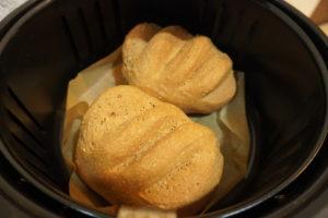 麵包完成!
