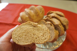 減醣免揉歐式燕麥全麥麵包
