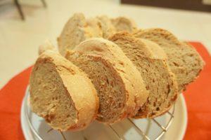 全麥燕麥麵包