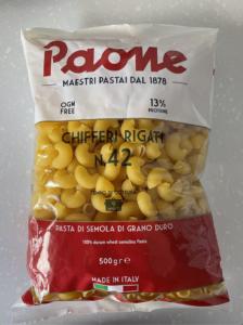 義大利通心麵