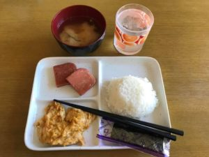 石垣島民宿早餐