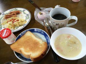 大先生家早餐冬天版