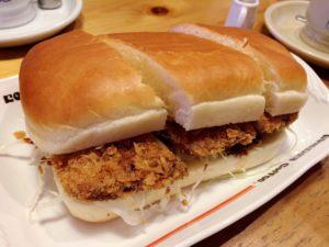 味噌豬排三明治