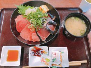 半熟鰹魚丼套餐